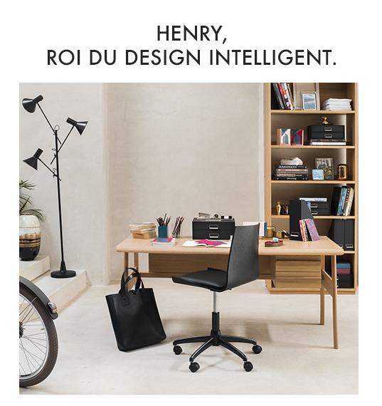 Henry, roi du design int-elligent