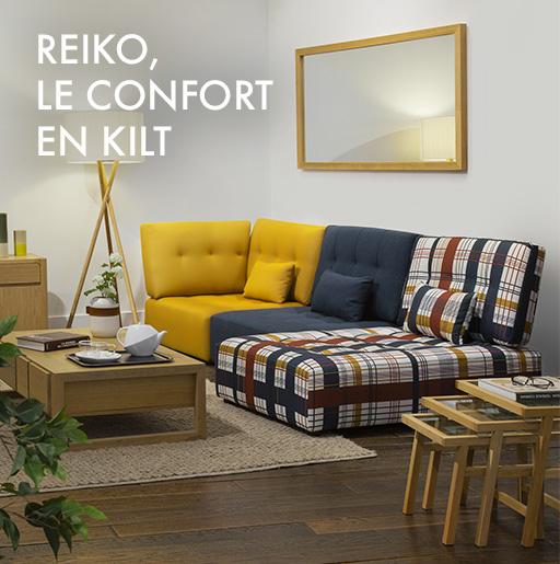 reiko le confort en kilt