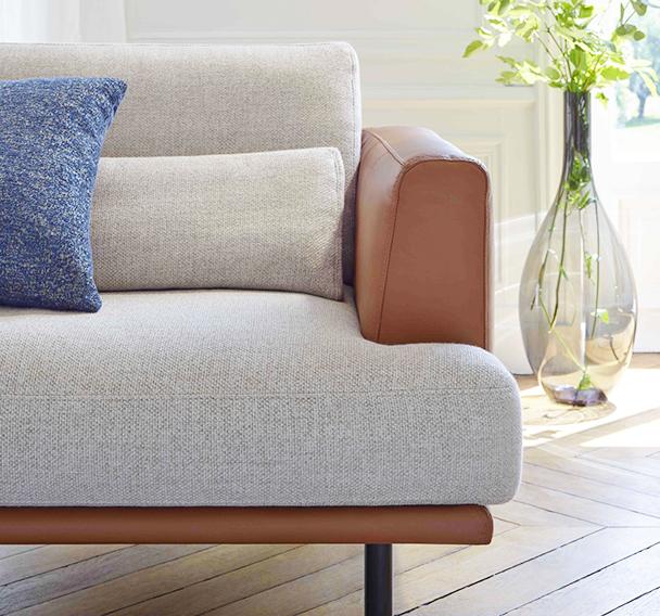 canapé Baci _ -20% sur une sélection canapés et fauteuils design avec la carte Habitat*
