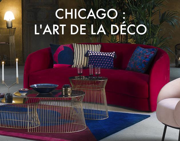 Chicago: l'art de la déco
